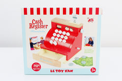 Cash Register | High Quality Wooden Toy | The Gift Loft (NZ)