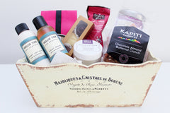 Luxury Pamper Hamper for Women | Nellie Tier Body Range | The Gift Loft (NZ)