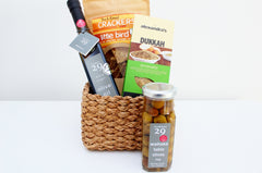 NZ & Waiheke Savoury Food Hamper | Christmas Gift Idea | The Gift Loft (NZ)