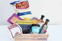 BBQ Gourmet Food Hamper for Men | Father's Day Gift Idea | The Gift Loft (NZ)