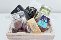 Afternoon Tea Gift Basket | Father's Day Gift Idea | The Gift Loft (NZ)