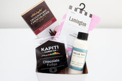 Winter merino Socks & Indulgent Pamper Hamper | Gift for Mother's Day | The Gift Loft (NZ)