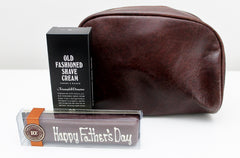 Halo Leather Toilet Bag & Father's Day Essentials | The Gift Loft (NZ)