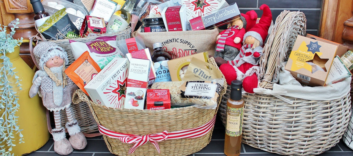 Delicious Gourmet Christmas Food Hampers