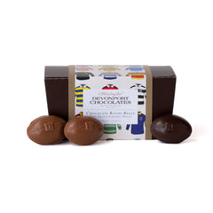 Devonport Chocolate Rugby Balls | Finest Chocolate Gift Idea | The Gift Loft (NZ)