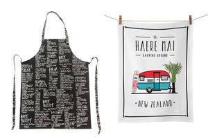 Moana Road Apron, Mitt & Tea Towel set