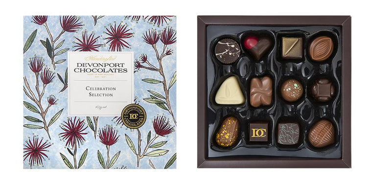 Devonport Chocolates Luxurious Christmas Chocolate Selection | Chocolate Gift Idea | The Gift Loft (NZ)