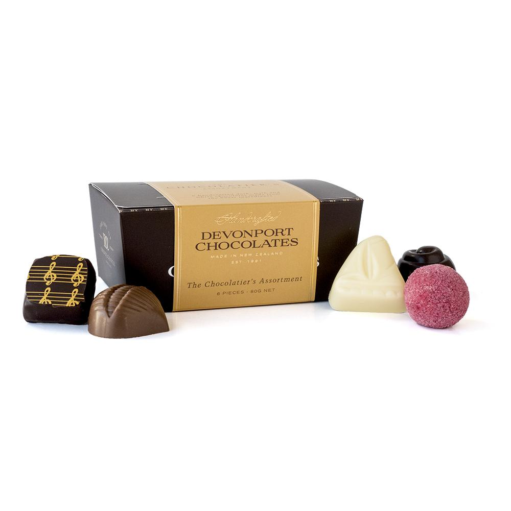 Devonport Chocolates Chocolatier's Box | Finest Quality Chocolate Gift | The Gift Loft (NZ)