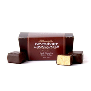 Devonport Chocolates Hokey Pokey Dark Chocolate Box | Chocolate Gift Idea | The Gift Loft (NZ)