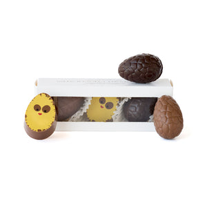 Devonport Chocolates Easter Chocolate Trio | Easter Gift Idea | The Gift Loft (NZ)