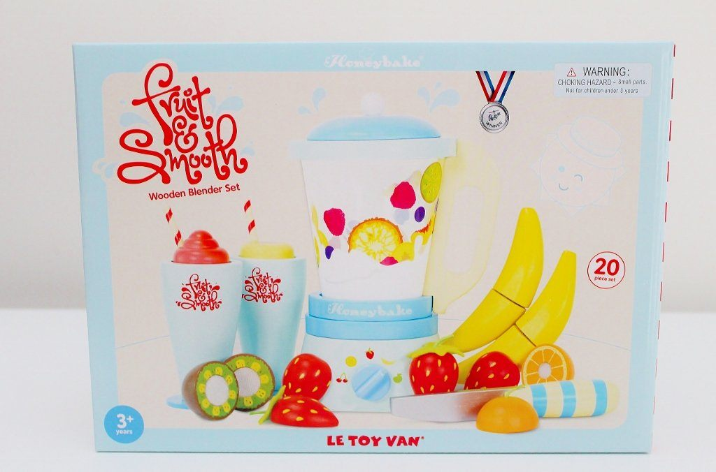 Honeybake Smoothie Blender Set | Quality Children's Gift | The Gift Loft (NZ)