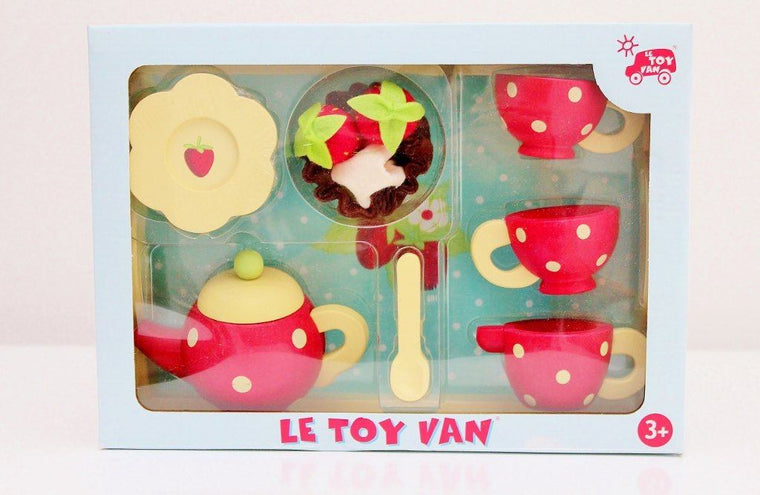 Honeybake Tea Set Set for Children | Quality Children's Gift | The Gift Loft (NZ)