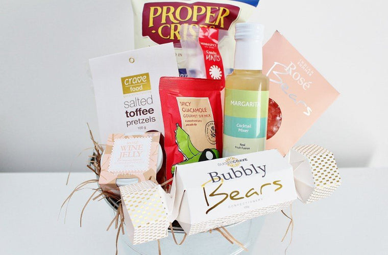 Summer Fun Hamper | Corporate Christmas Gift Basket | The Gift Loft (NZ)Party Time - Summer Fun Hamper | Corporate Christmas Gift Basket | The Gift Loft (NZ)