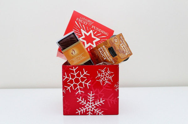 Christmas Sweet Treats Hamper | Gourmet Corporate Christmas Gift | The Gift Loft (NZ)