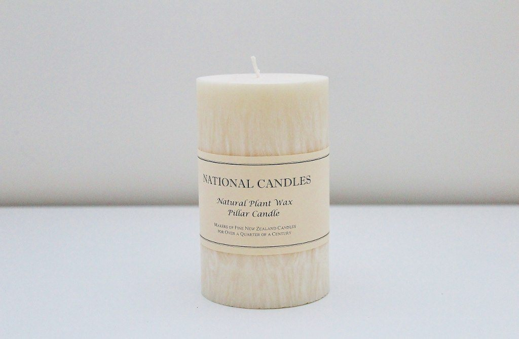 Candles of NZ Pillar Candle | Stylish Home Gift | The Gift Loft (NZ)