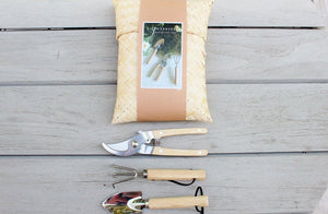 CC Interiors Stainless Steel Gardening Tools | Gift for Mum | The Gift Loft (NZ)