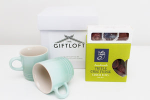 Le Creuset Mugs & Treats Box | Birthday Gift Idea | The Gift Loft (NZ)