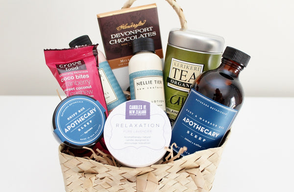 Pamper Packs & Relaxation Hampers