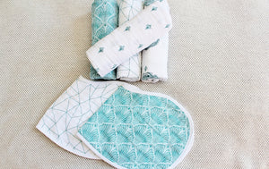 Aden + Anais Baby Accessories | Newborn Baby Gift Idea | The Gift Loft (NZ)