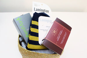 Everyday Men Essentials Gift Pack - with Merino Wool Socks | The Gift Loft (NZ)