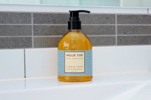 Nellie Tier Liquid Soap | Kitchen & Bathroom Gift Idea | The Gift Loft (NZ)