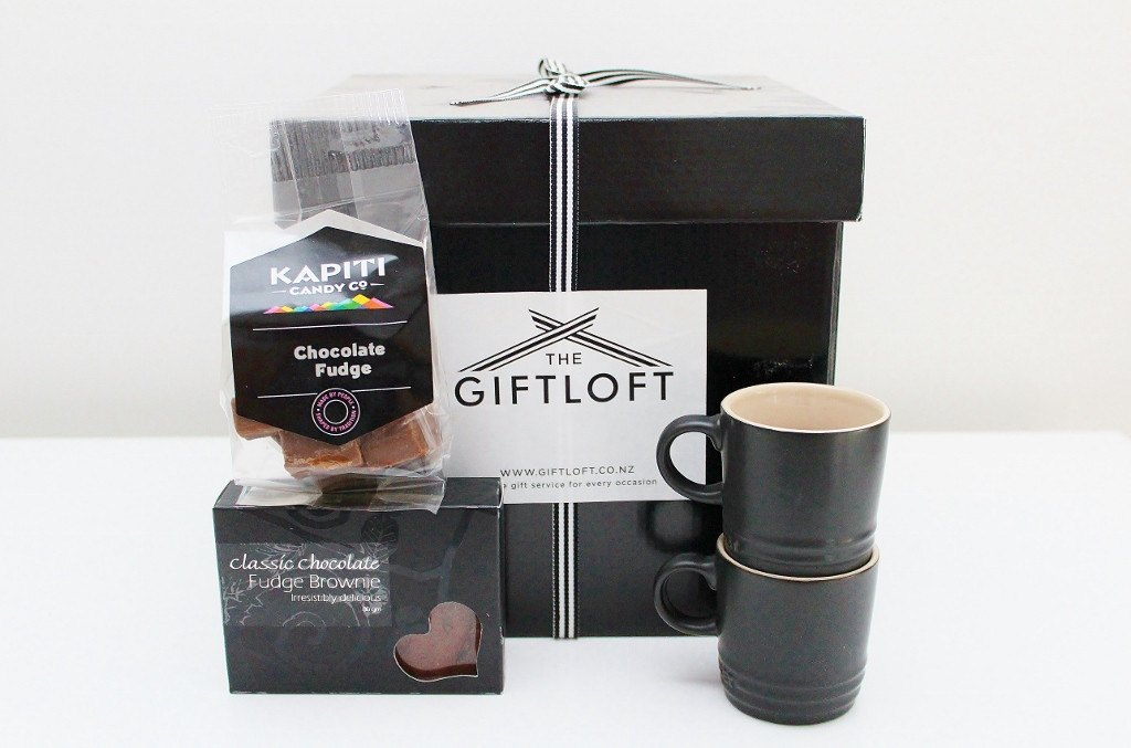 Le Creuset Espresso Mug & Treats Box (with no coffee) |  Corporate Gift Idea | Gift Idea | The Gift Loft (NZ)