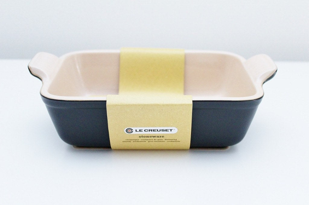 Le Creuset Mini Heritage Dish & Sweet Treat Food Hamper | Father's Day Gift Idea | The Gift Loft (NZ)