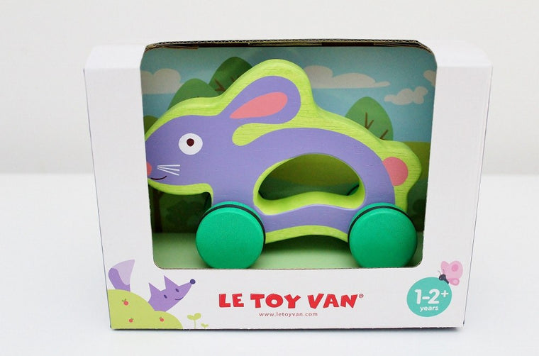 Hunny Bunny on Wheels | Quality Children's Gift | The Gift Loft (NZ)