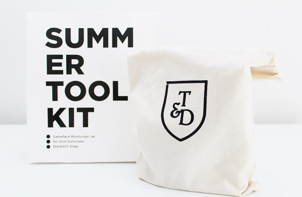 Triumph & Disaster Summer Tool Kit | Corporate Gift for Men | The Gift Loft (NZ)