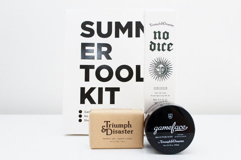 Triumph & Disaster Summer Tool Kit | Unique Christmas Gift for Men | The Gift Loft (NZ)