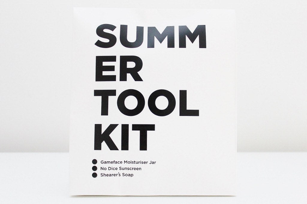 Triumph & Disaster Summer Tool Kit | Gift for Fisherman | The Gift Loft (NZ)