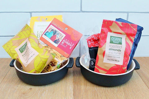 Le Creuset Gourmet Food Hampers