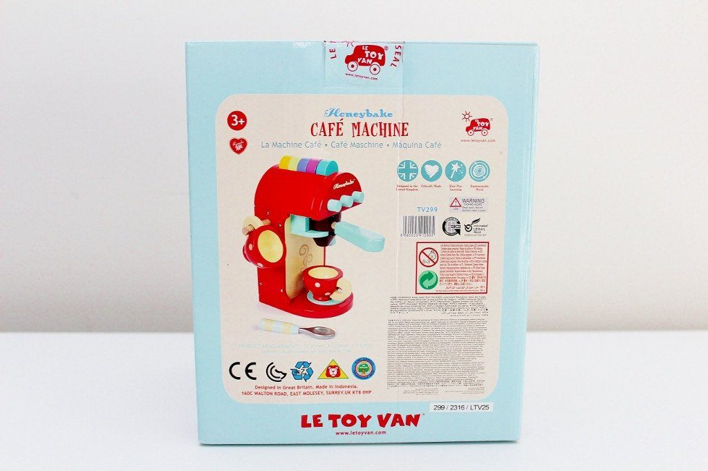 Honeybake Cafe Machine | Toy Birthday Gift Idea | The Gift Loft (NZ)