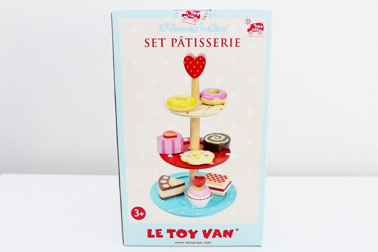 Honeybake Cake Stand & Cake Selection | Quality Children's Gift | The Gift Loft (NZ)