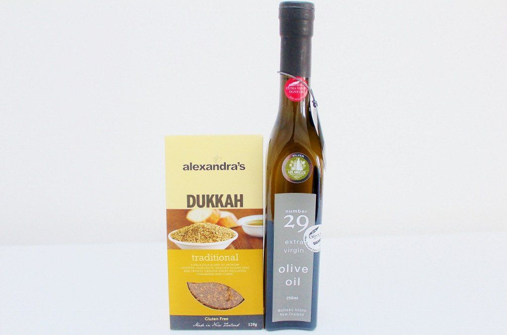 Number 29 Waiheke Olive Oil & NZ Traditional Dukkah | Top Artisan Gift for Him or Her | The Gift Loft (NZ)
