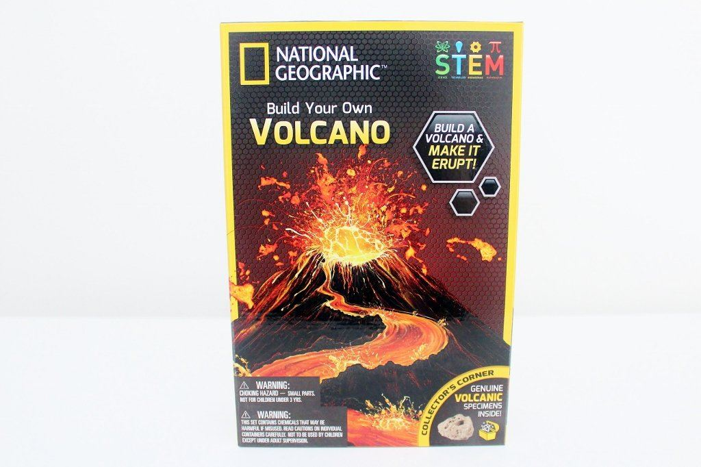 Build Your Own Volcano - National Geographic | Gift for Boys & Girls | The Gift Loft (NZ)