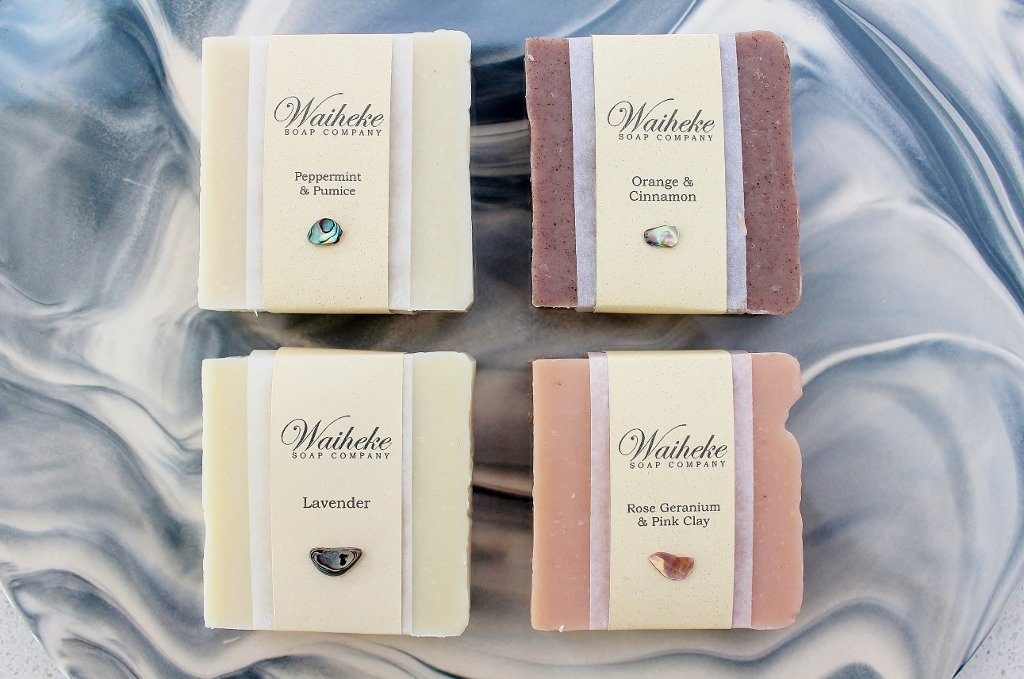 Waiheke Soap Company | NZ Made Artisan Soap | The Gift Loft (NZ)