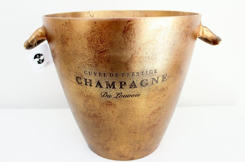 CC Interiors Sparkling Wine Bucket | High Quality Corporate Gift | The Gift Loft (NZ)