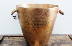 CC Interiors Sparkling Wine Bucket | Engagement or Wedding Gift | The Gift Loft (NZ)