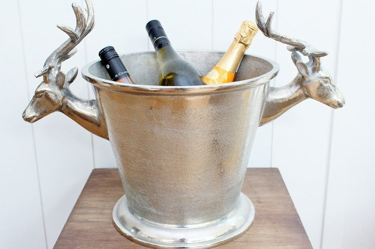 CC Interiors Champagne Bucket | Engagement or Wedding Gift | The Gift Loft (NZ)