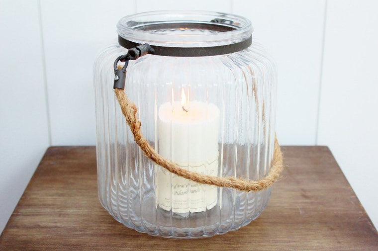 CC Interior Lantern & Pillar Candle | Christmas Gift Idea | The Gift Loft (NZ)