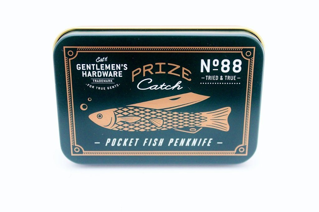 Gentlemen's Hardware Pocket Fish Knife | Unique Gift for Christmas | The Gift Loft (NZ)