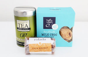 Tea & Treats | Food Hamper Gift | Gluten Free | The Gift Loft (NZ)