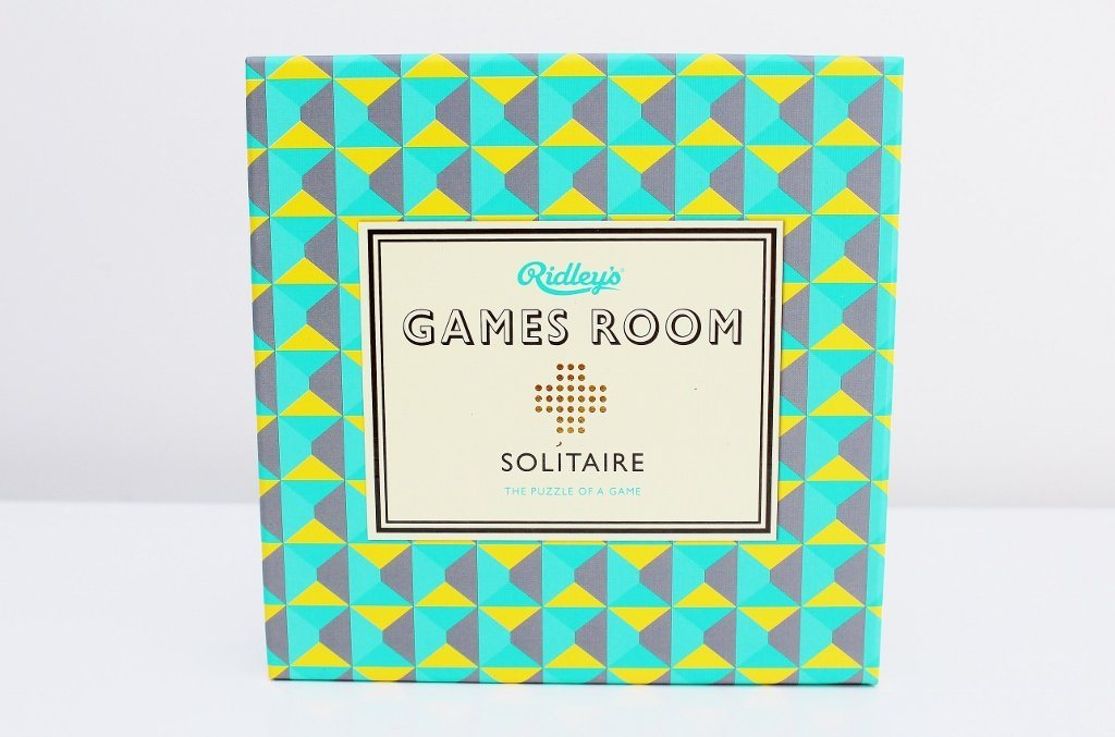 Ridley's Solitaire Game | Gift for Grandparent | The Gift Loft (NZ)