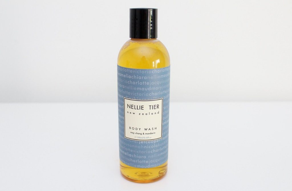 Nellie Tier Body Wash or Body Lotion