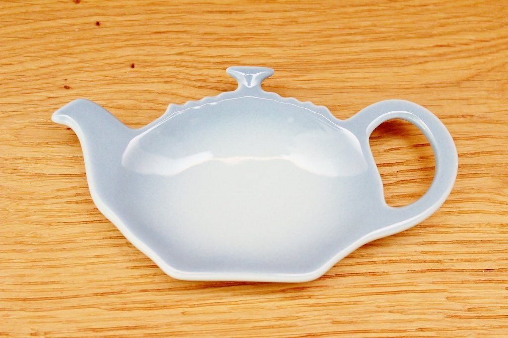 Le Creuset Teabag Holder | Coastal Blue | The Gift Loft (NZ)