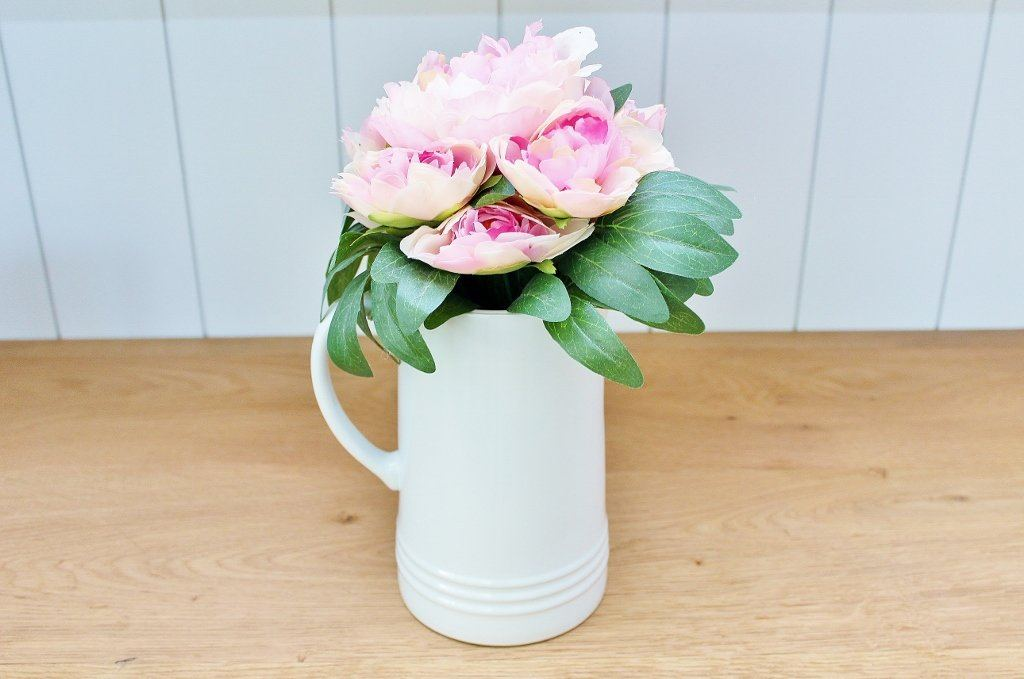 Le Creuset Cotton White Pitcher Jug (or Vase) | Homeware Gift Idea | The Gift Loft (NZ)