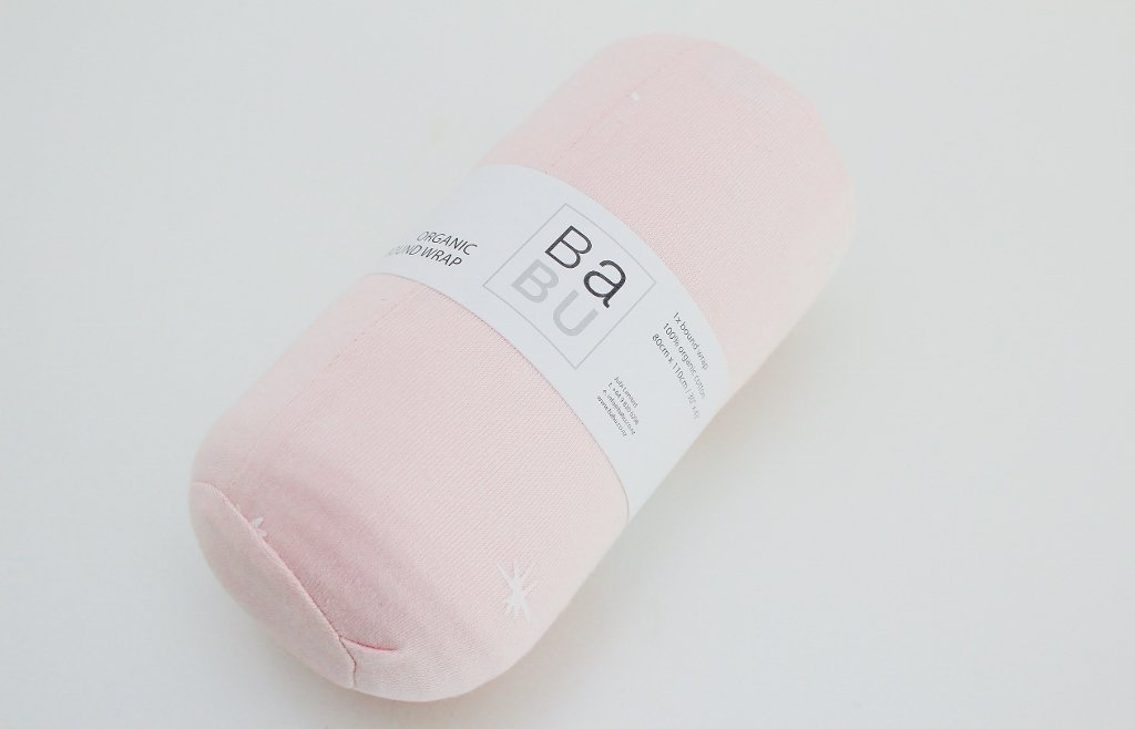 Babu Large Baby Wrap | Newborn Baby Girl | The Gift Loft (NZ)