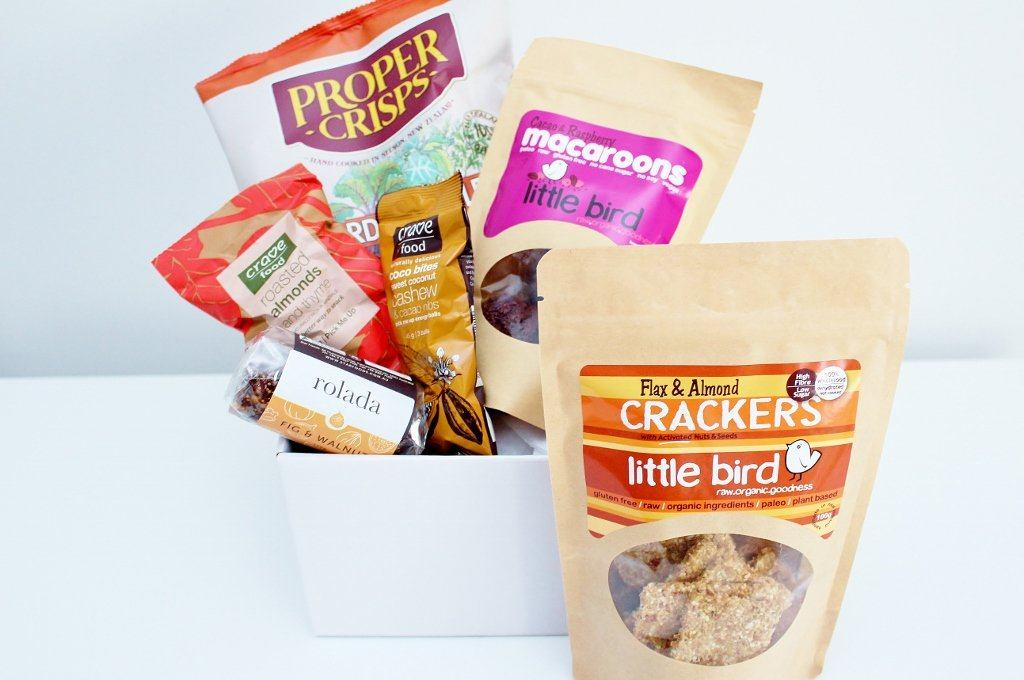 The Artisan Health Food Hamper | Gluten Free Gourmet Hamper | The Gift Loft (NZ)