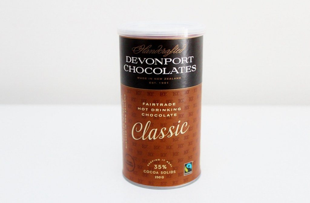 Devonport Chocolates Classic Fairtrade Hot Chocolate | Premium Chocolate | The Gift Loft (NZ)